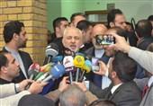 ظریف یرفض التدخلات الامریکیة فی شؤون العلاقات الایرانیة - العراقیة