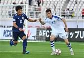 جام ملتهای آسیا| تساوی یک نیمهای ژاپن و ازبکستان/ عمان و ترکمنستان مساوی به رختکن رفتند