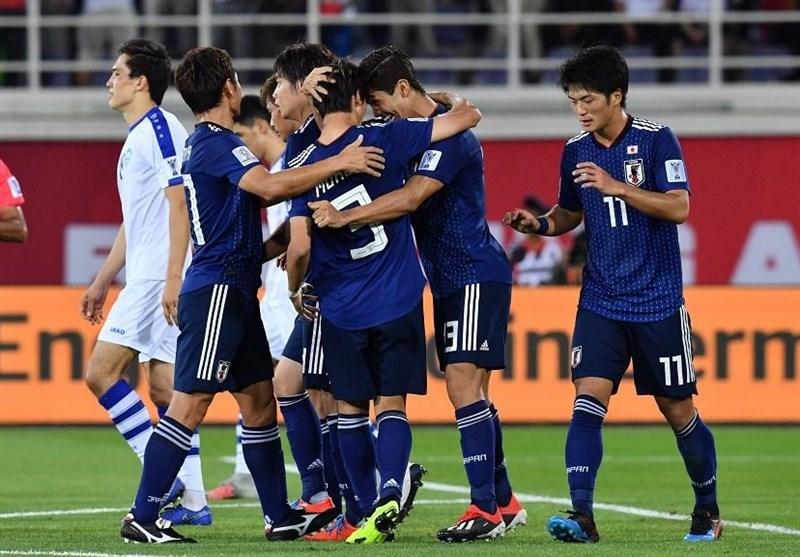 جام ملتهای آسیا|صدرنشینی ساموراییها با برتری مقابل ازبکستان/ عمان صعود کرد
