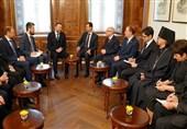 تاکید اسد بر ادامه همکاری میان دمشق و مسکو در مبارزه با تروریسم