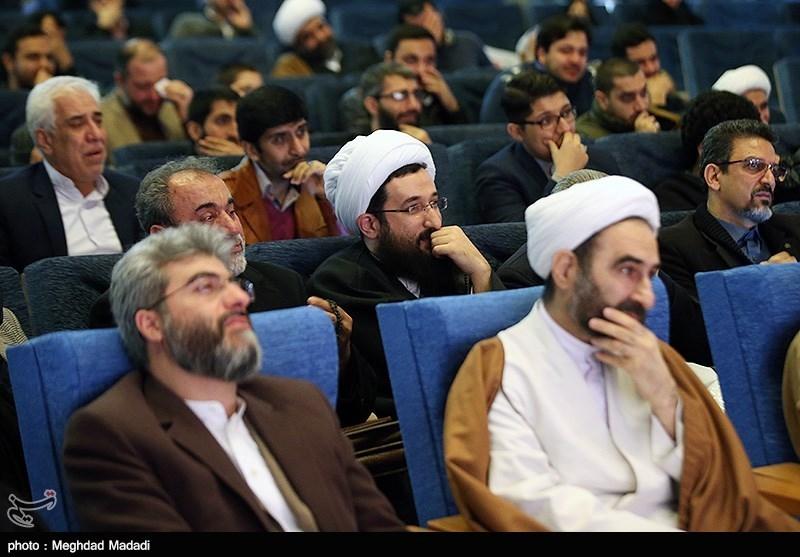 آیین رونمائی از ترجمه اصول کافی به قلم استاد حسین انصاریان