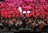 بزرگداشت صدسالگی هنرستان موسیقی به روایت عکس