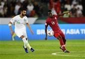 جام ملتهای آسیا| برتری یک نیمهای قطر مقابل عربستان/ تساوی لبنان و کره شمالی در نیمه نخست