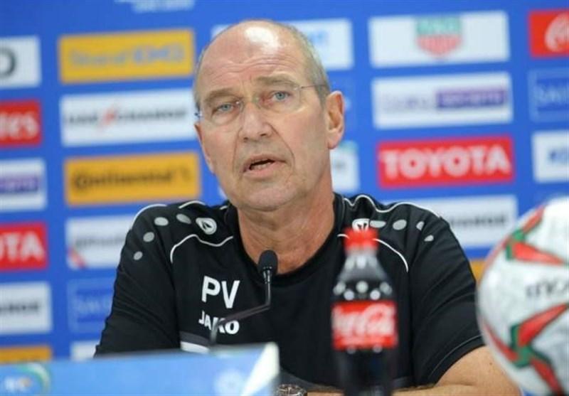 Oman Excited to Play Iran: Pim Verbeek