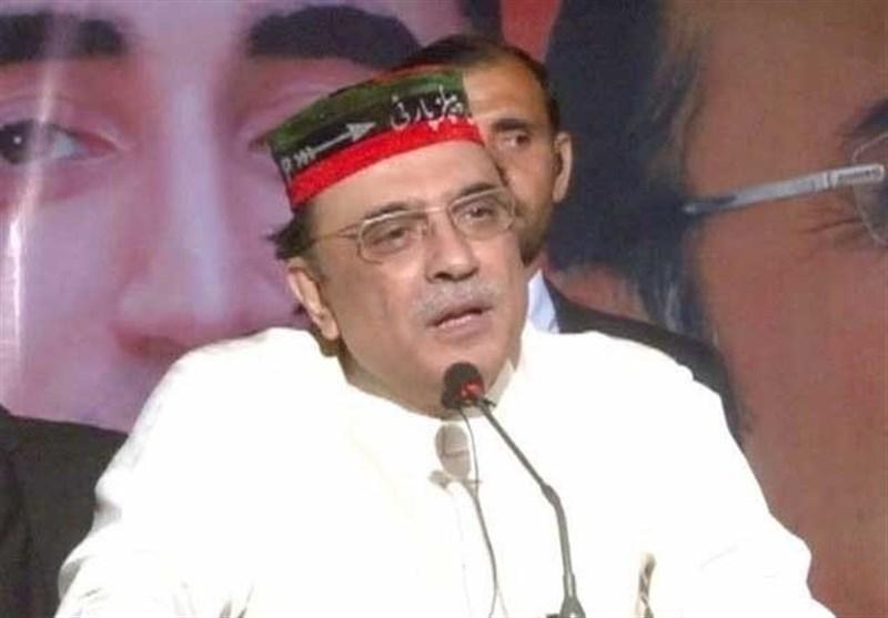 زرداری کے خلاف تمام مقدمات کراچی منتقل کرنے کامطالبہ