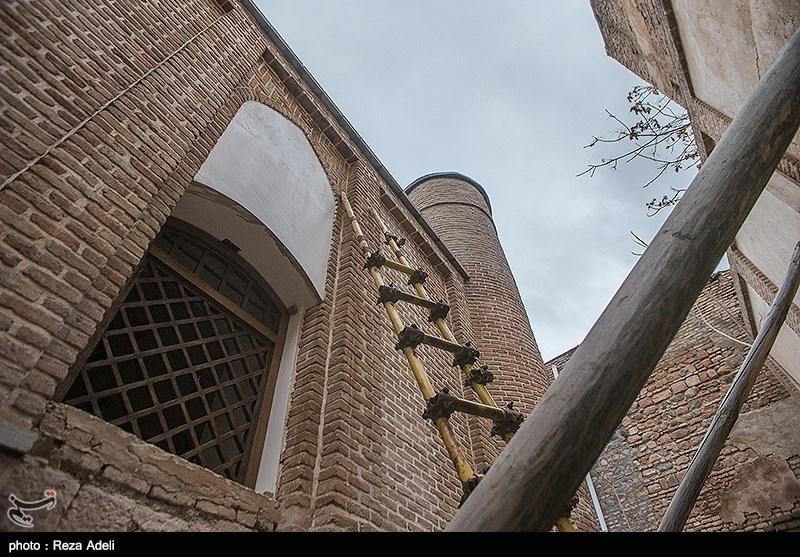 Chahar Menar Mosque Tabriz, Iran