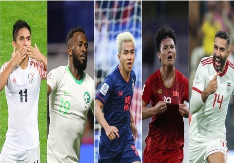 المواجهات فی دور الـ16 من کأس آسیا 2019