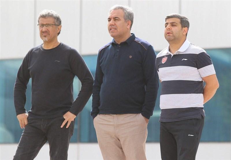 ایرج عرب: حضور برانکو در تیم ملی و جانشینی قطبی به جای او شایعه است/ نگرانی در خصوص تمدید قرارداد رسن نداریم