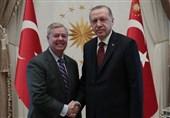 دیدار سناتورهای آمریکایی با اردوغان