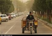تداوم گرد و خاک در خوزستان؛ شوش آلودهترین شهر خوزستان اعلام شد