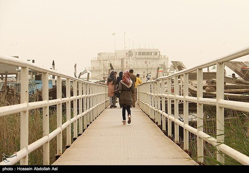 گرد و خاک گذرا تا پایان هفته مهمان خوزستان است