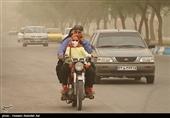 هواشناسی اربعین|وقوع پدیده گرد و خاک در مهران