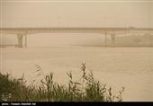 وقوع پدیده گرد و خاک در خوزستان؛ غلظت آلایندگی اکثر شهرهای خوزستان به بیش از حد مجاز رسید