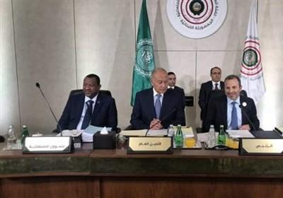 تفاصیل الجلسة الاولى من القمة العربیة التنمویة الاقتصادیة والاجتماعیة فی بیروت