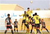 بوشهر|پیروزی پرگل پارس جنوبی جم مقابل صدرنشین لیگ کیش