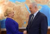درخواست نتانیاهو برای انتقال سفارت رومانی به قدس اشغالی