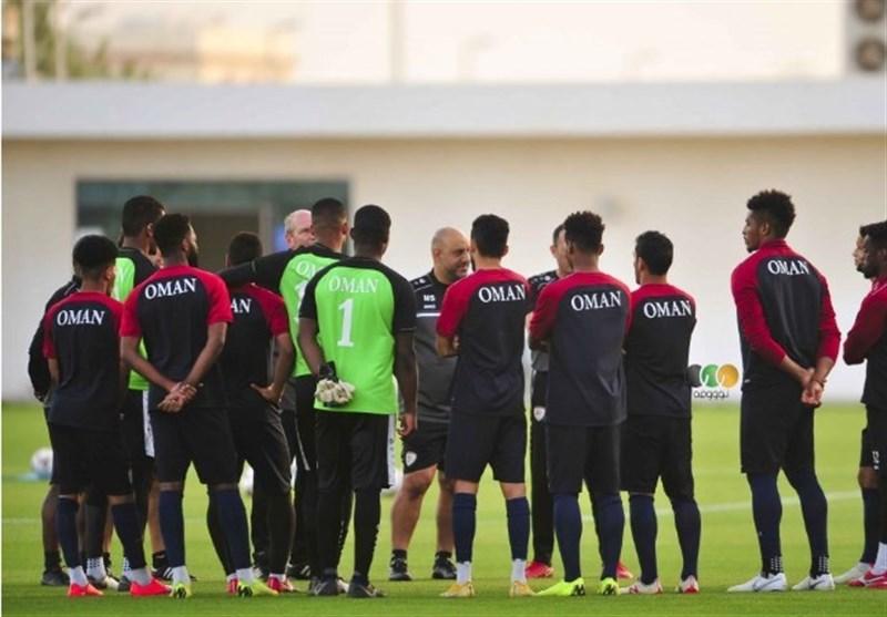 آمادهسازی تیم ملی فوتبال عمان برای رویارویی با ایران در شب بازگشت محسن جوهر