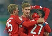 فوتبال جهان|بایرن مونیخ نیمفصل دوم بوندسلیگا را با پیروزی آغاز کرد