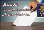 سهمیه استانها در مرحله اول انتخابات شورای عالی آموزشوپرورش