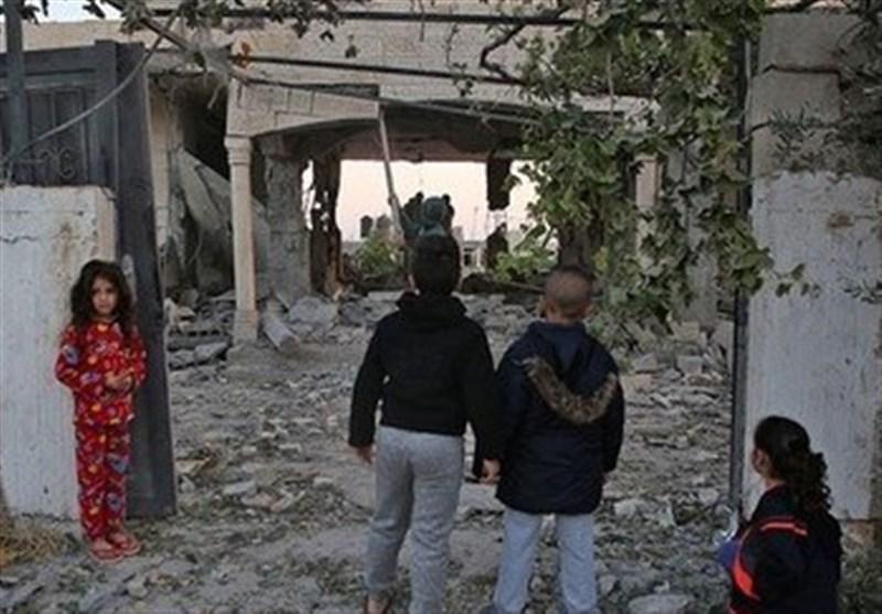Israel Demolishes Home of Palestinian Prisoner