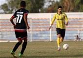 بوشهر| بازیکن پارس جنوبیجم: جواب اعتماد سرمربی تیم را میدهم