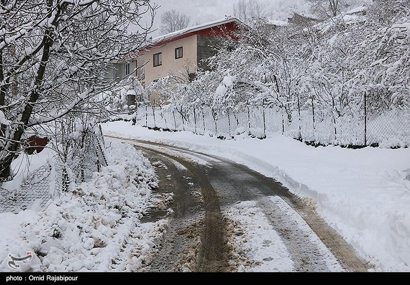 وضعیت هوا در سراسر کشور| بارش برف و باران امروز در استانهای شمال غرب و غرب آغاز میشود