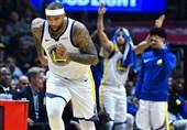 لیگ NBA|پیروزی وریرز در روز بازگشت کازینز/ پاپاویچ به رکورد پت ریلی رسید