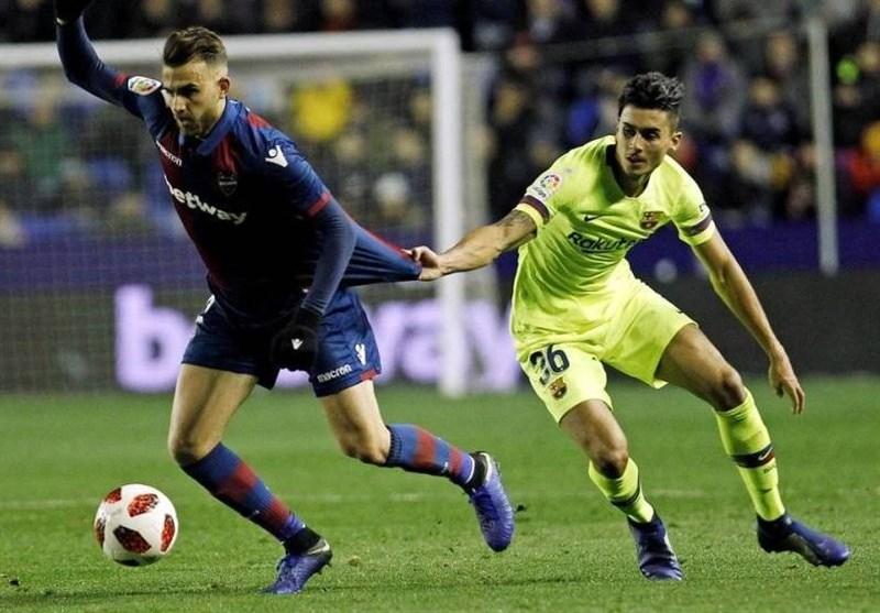 فوتبال جهان| کمیته انضباطی فدراسیون فوتبال اسپانیا رأی به تخلف باشگاه بارسلونا داد