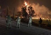 میکسکو میں تیل کی پائپ لائن میں دھماکا، متعدد افراد ہلاک