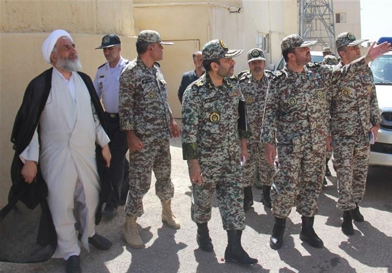 Air Defense Opens New Radar Site in Southeast Iran
