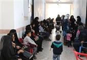 6500 بیمار به صورت رایگان توسط پزشکان بسیجی در عسلویه ویزیت شدند