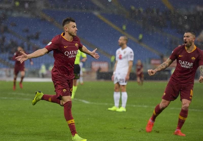 فوتبال جهان| رم در خانه به زحمت از پس تورینو برآمد