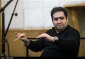 تمرین ارکستر سمفونیک صدا و سیما به روایت عکس