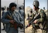 درگیری بین نیروهای ارتش و پلیس در شرق افغانستان