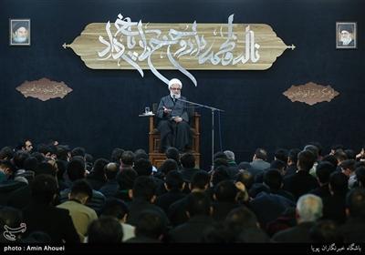 عزاداری شب شهادت حضرت زهرا(س)-هیئت میثاق با شهدا