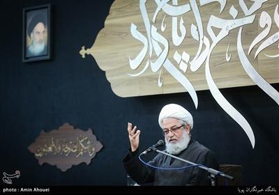 سخنرانی حجت الاسلام عابدینی