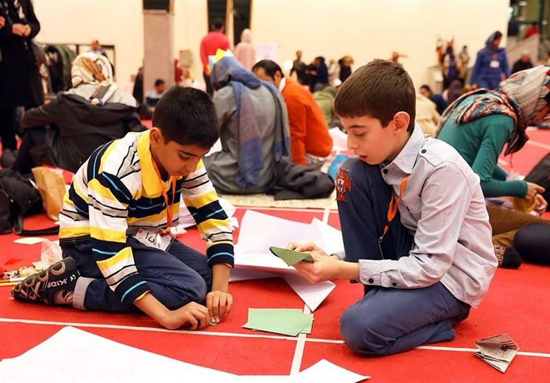 جشنواره سازههای کاغذی در کانون برگزار شد