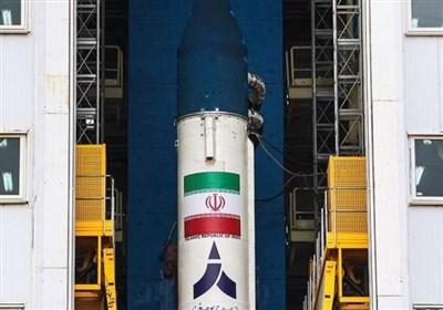 ایران تمتلک تکنولوجیا تصنیع الأقمار الصناعیة