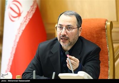تقی رستم وندی رئیس سازمان امور اجتماعی کشور