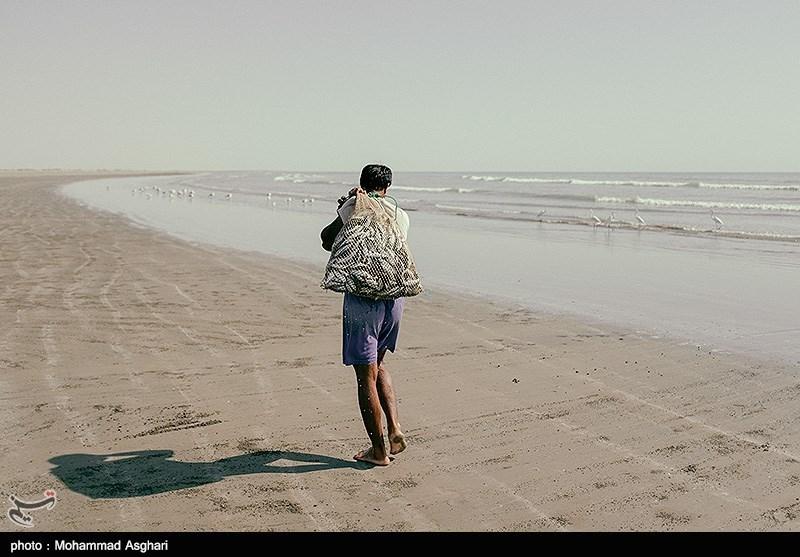 شهرستان جاسک درکرانه دریای عمان وشرق تنگه هرمز