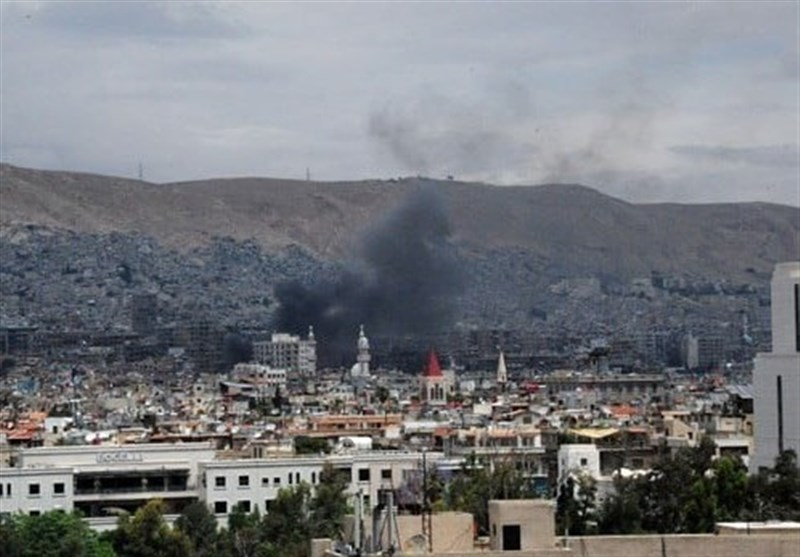 Blast Heard in Vicinity of Syria's Damascus: Report