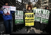 Global Rallies Planned in 24 Cities to Demand Iran TV Anchor's Release