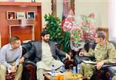 سفر غیرمنتظره رئیس فرماندهی مرکزی ارتش آمریکا به جنوب افغانستان