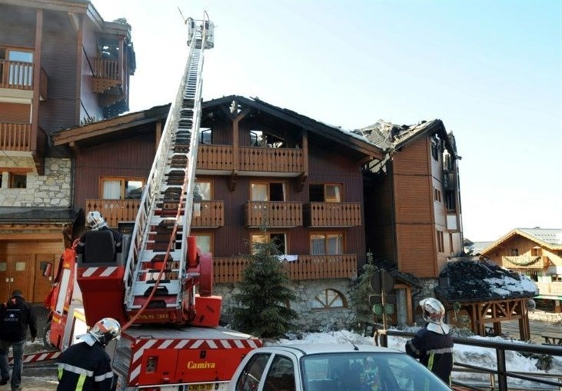 Two Dead, 22 Hurt in French Ski Resort Fire