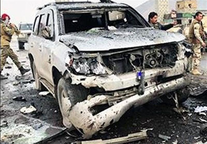 گورنر کے قافلے پرخودکش حملہ، 8 سیکیورٹی گارڈز ہلاک