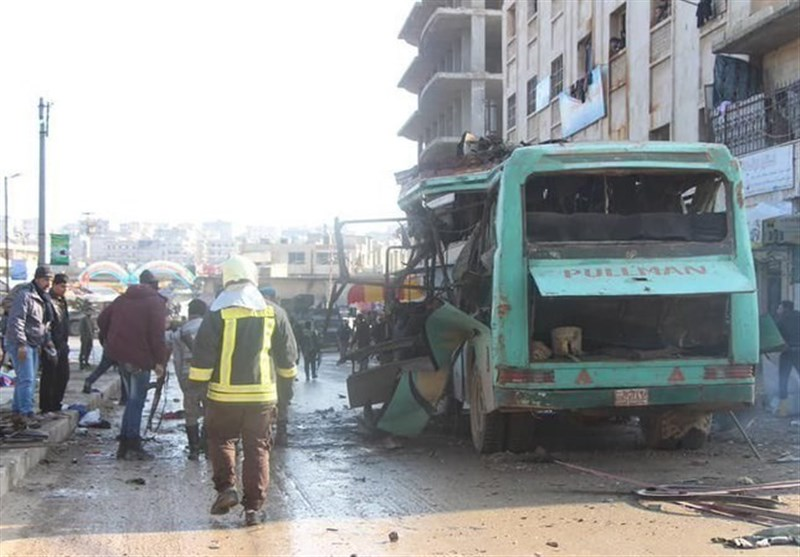 Dozens Killed or Injured in Double Explosion in Syria's Afrin (+Video)
