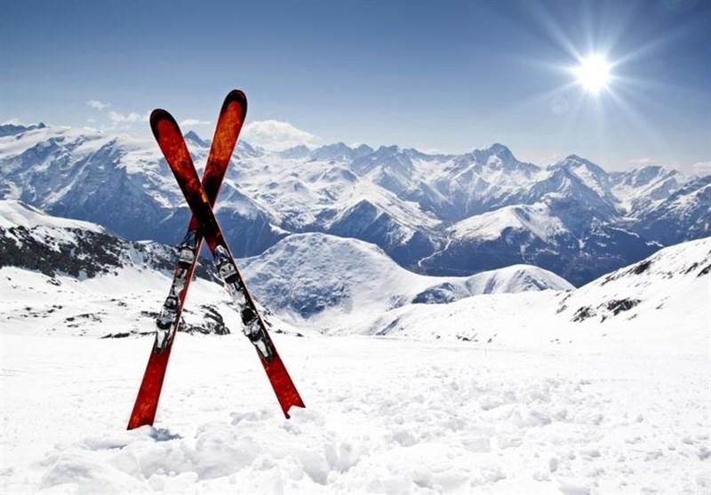 فرود نافرجام یک اسکیباز