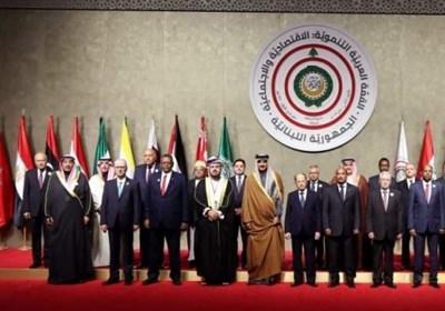 بیروت.. تفاصیل أعمال الجلسة الاولى من القمة الاقتصادیة