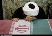 پیکر 2 شهید گمنام در حوزه علمیه شهر رشت تدفین میشود