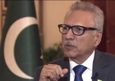 پاکستان امن، خوبصورتی اور مہمان نواز لوگوں کی سرزمین ہے، صدر عارف علوی
